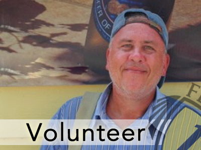 Volunteer Profile: Steve Fleenor